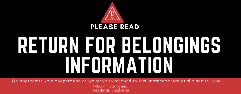 Move-Out Information