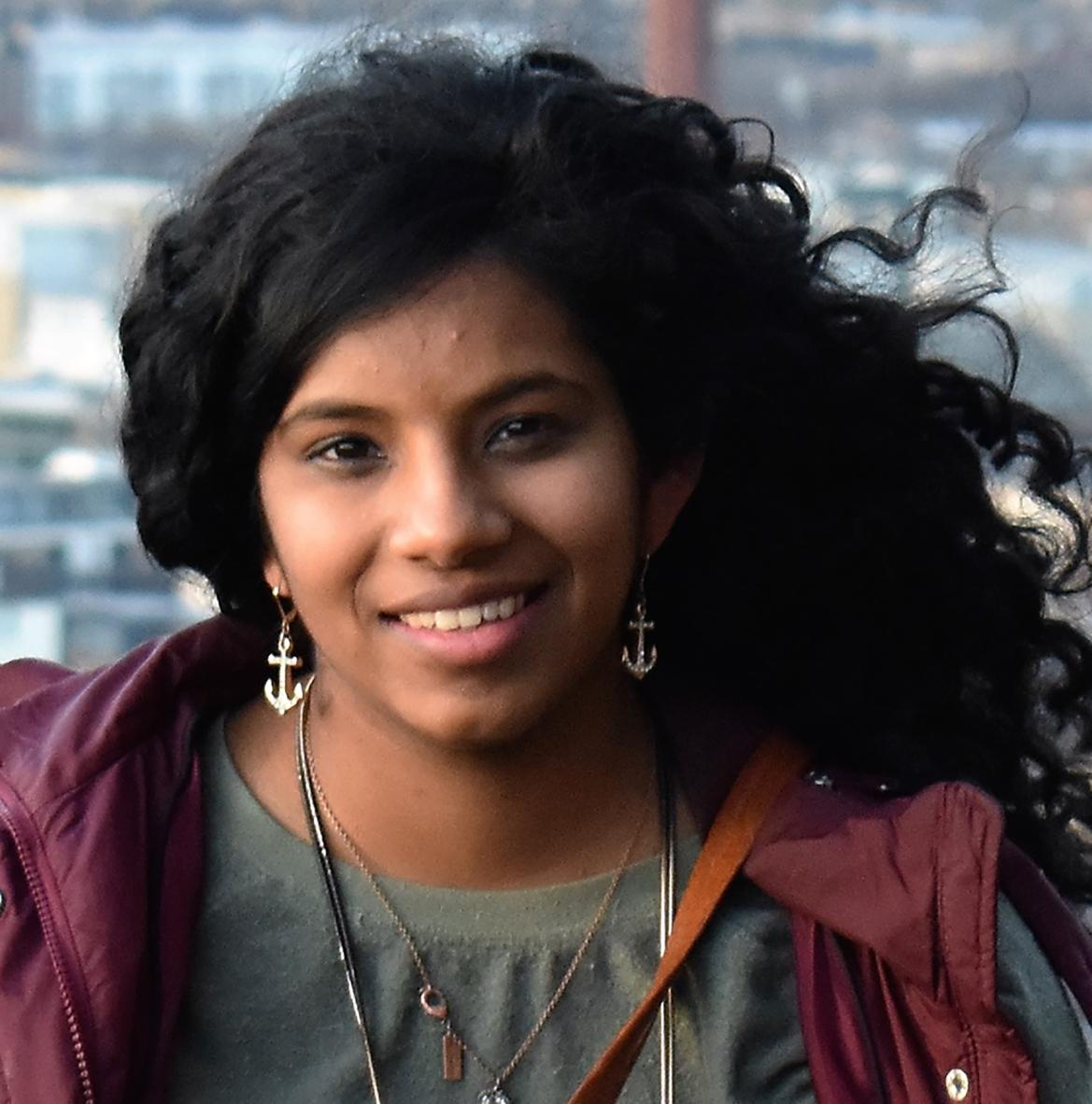 Rachel Anand, Curb Scholar