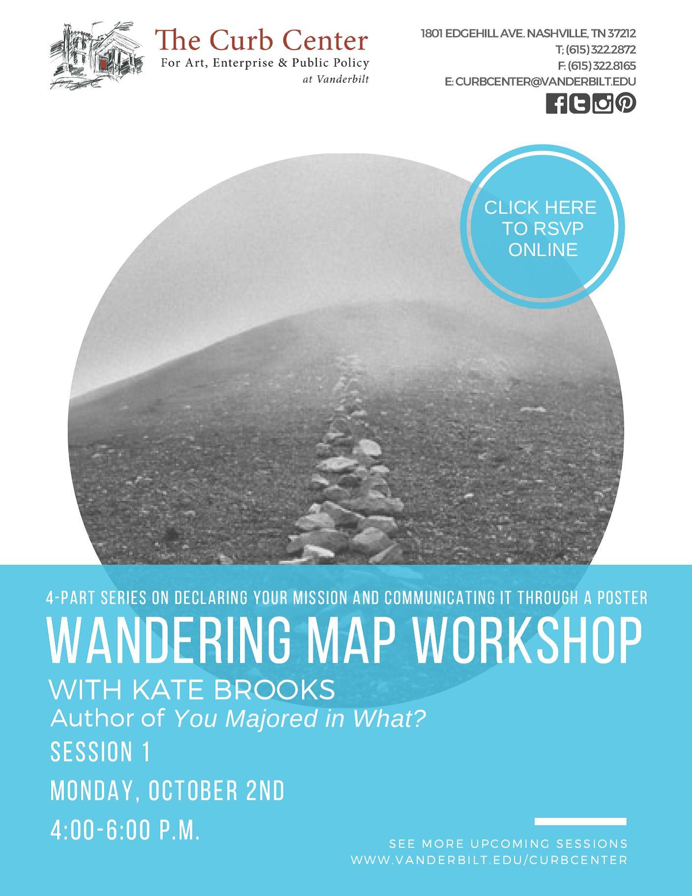 Wandering Map