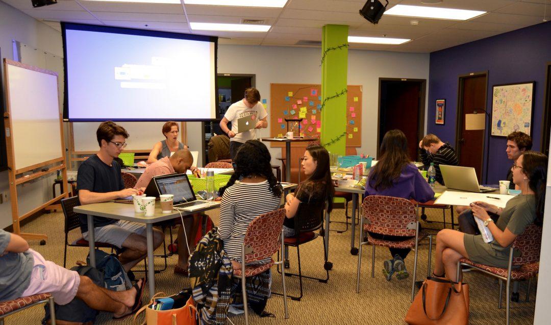 Curb Scholars Meeting