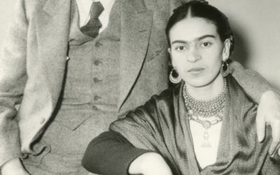 "Don't Miss the ""Frida Kahlo, Diego Rivera, and Mexican Modernism,"" Exhibit Up through Sept. 2."