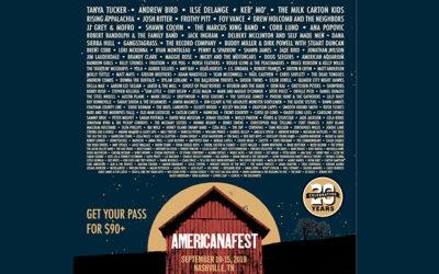 Preview: Americana Fest 2019