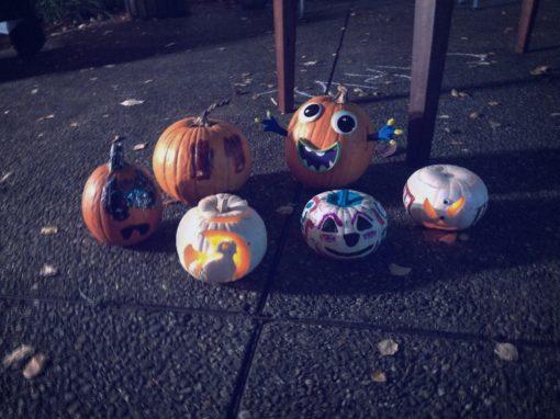A Spooky Good Time: Curb Scholar Halloween Party