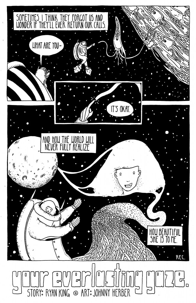 Your Everlasting Gaze - Page 4 - Herber+King