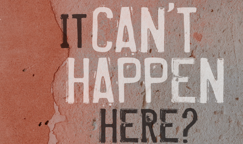 """It can't happen here?"" is the theme of the 2019-20 Holocaust Lecture Series at Vanderbilt University"