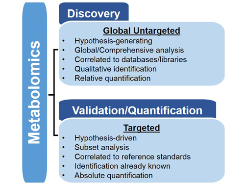 Global Untargeted and Targeted Metabolomics
