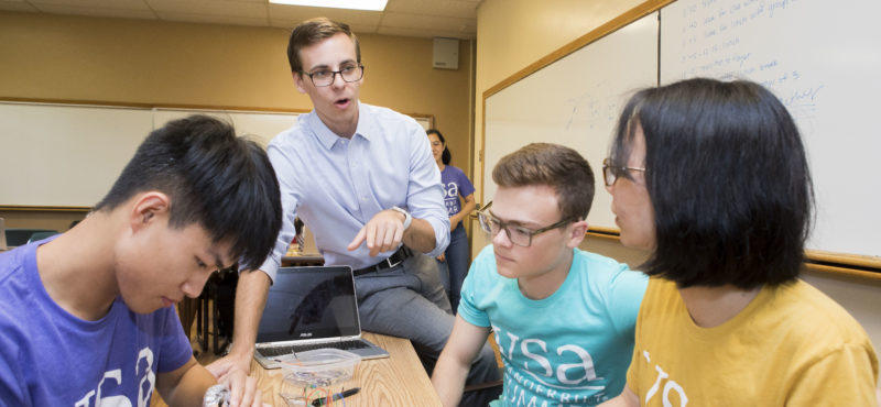 Vanderbilt faculty and scholars develop challenging coursework for summer and weekend programs, often adapting their college courses specifically for our students.