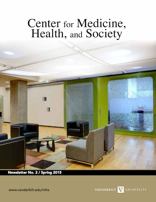 Spring 2015 Annual Report