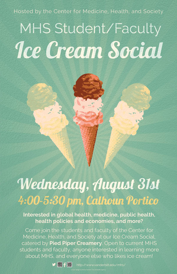 MHS Student/Faculty Ice Cream Social