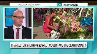 Church shooter facing hate crime charges. Charleston church shooting suspect Dylan Roof will be arraigned on new federal hate crime charges. Jonathan Metzl and Vince Warren join to discuss