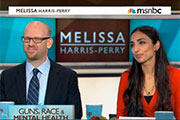Director Jonathan Metzl and Bridgeport Connecticut Mayor Bill Finch join the Melissa-Harris Perry panel to discuss guns, race, and mental health