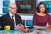 MHS Director Jonathan Metzl discusses the science of politics on MSNBC's Melissa Harris-Perry Show, March 24, 2012