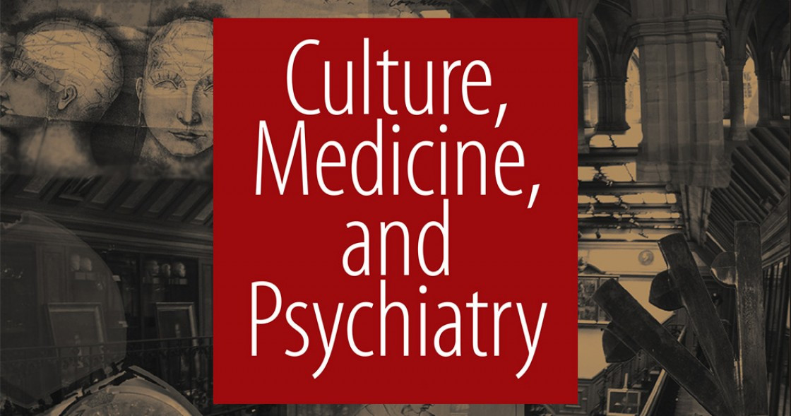 Culture, Medicine, and Psychiatry - Springer Journal Cover