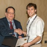 photo of Justin Paul, Finalist, R.F. Wagner Best Student Paper Award; SPIE Medical Imaging 2017