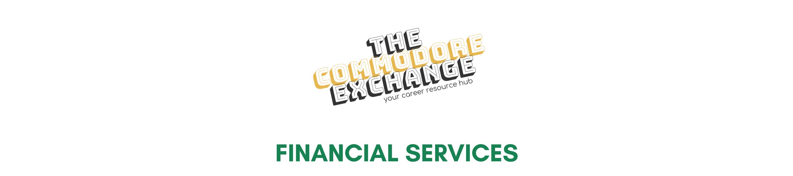 Financial Services   Career Center   Vanderbilt University