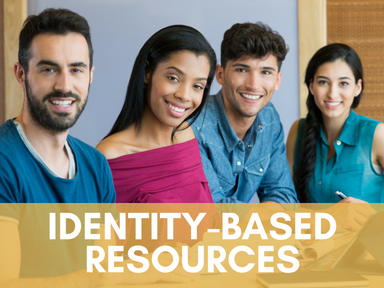Click this icon to access our identity-based resources page.