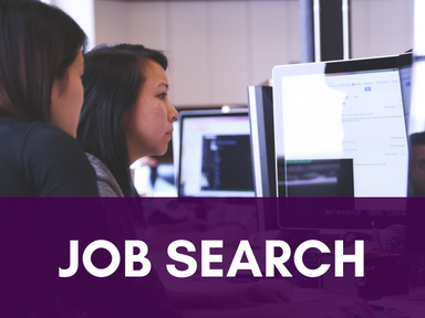Click the link below this image to access our job search page for international students.