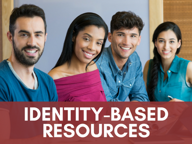 Click this icon to access our identity-based resources.