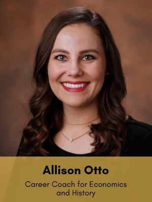 Picture of Career Coach Allison Otto