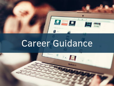 Click here to schedule an appointment for career guidance