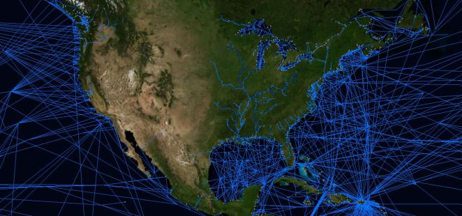 U.S. Foreign Waterborne Cargo Data System: phase II