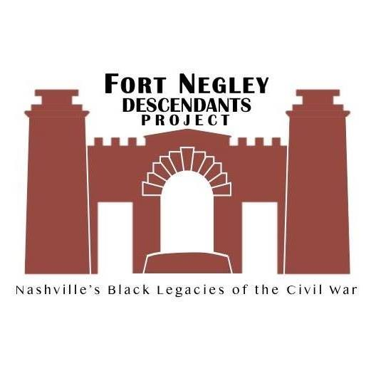 Image of project logo: archway in brick red, above which the project name appears.