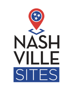 Project logo featuring the three white stars of the TN flag and the project name.