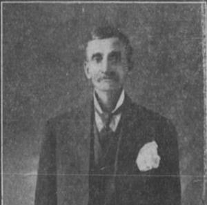 Photo of James Harding Senior