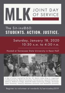 MLK Joint Day of Service