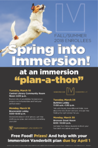 IMM Spring Into Immersion Campaign 2020 - Poster_Final