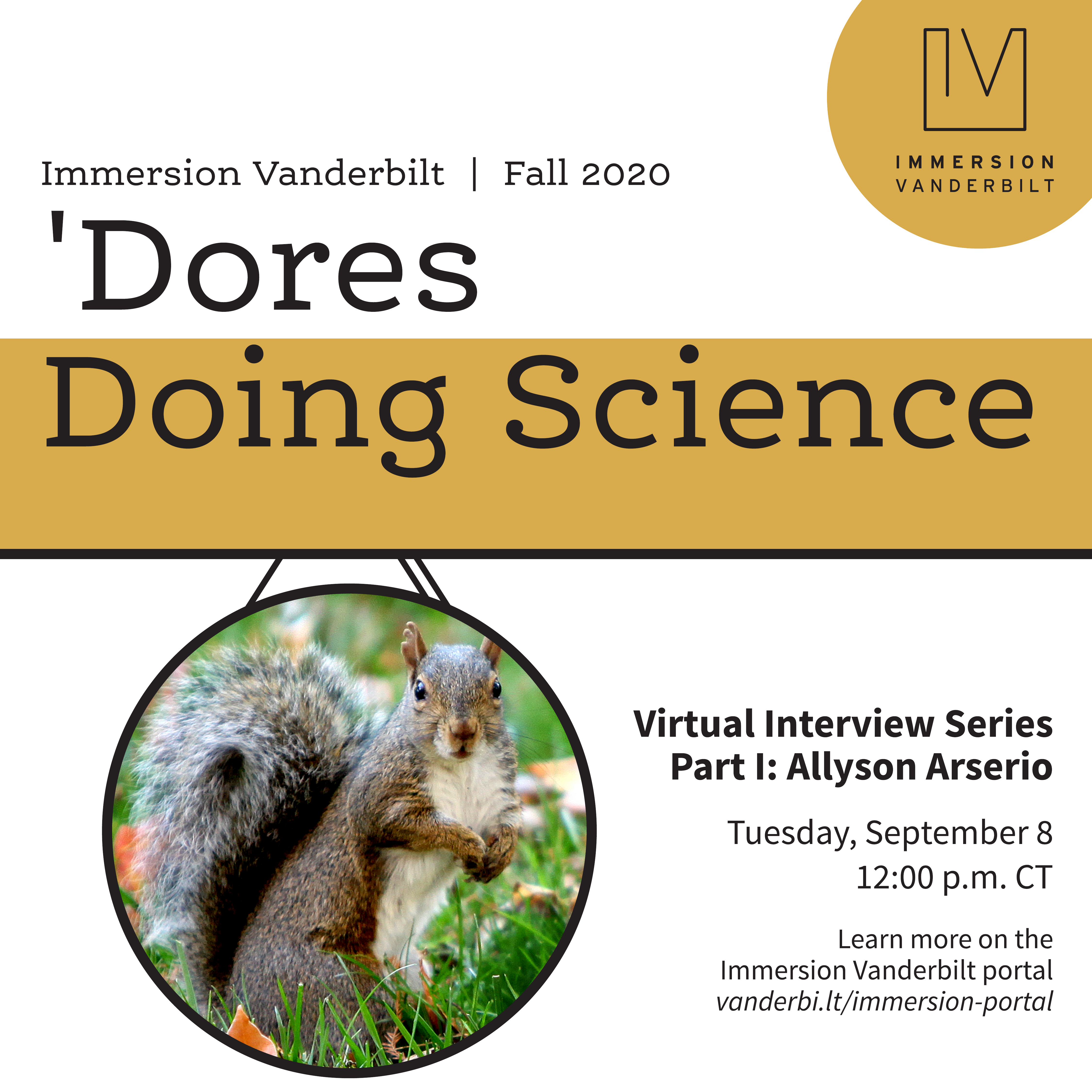'Dores Doing Science SM Flyer 9.2.2020