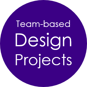 team-based design projects