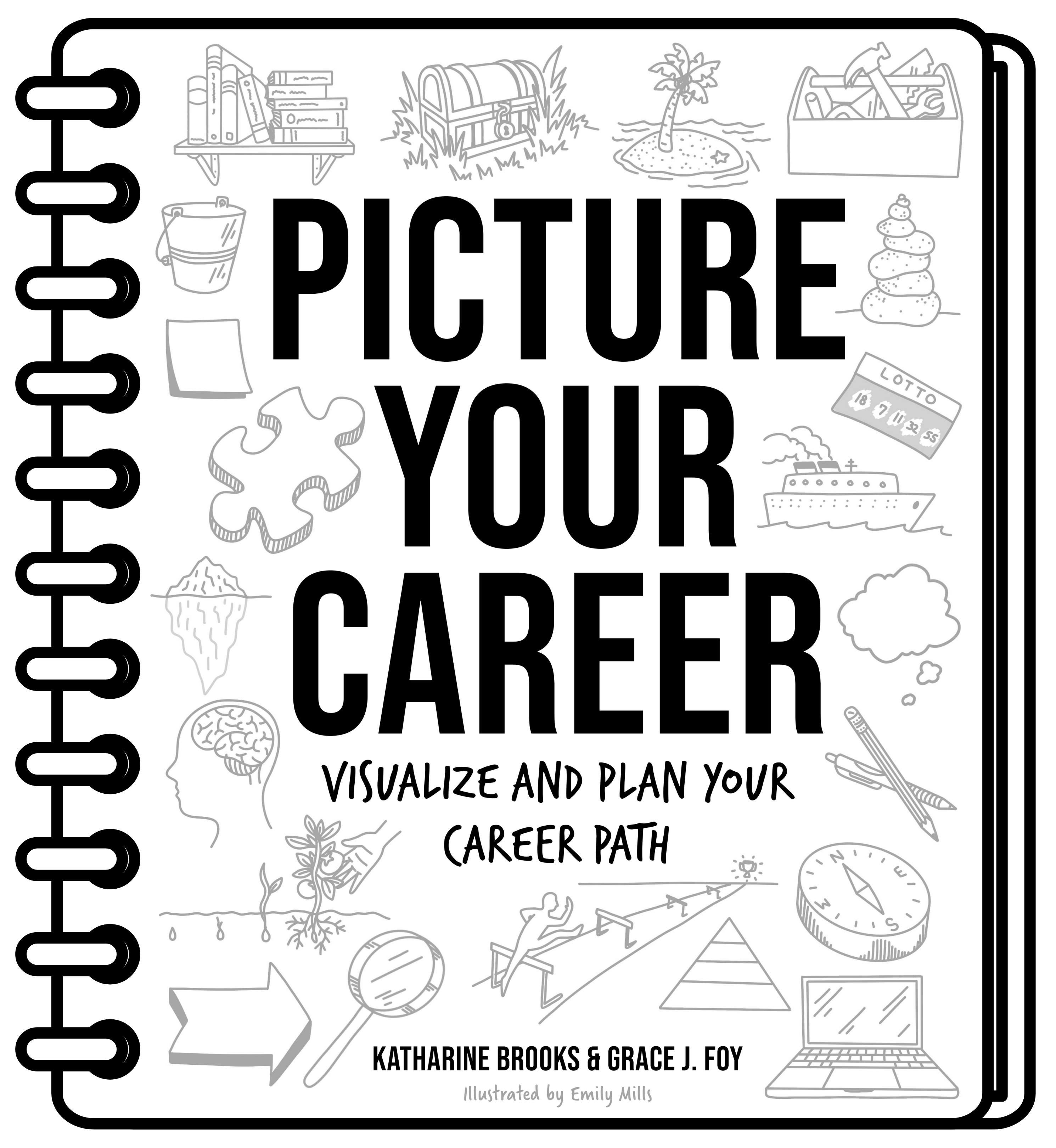 picture of Picture Your Career's workbook cover