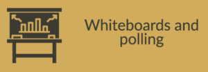 Whiteboards and polling