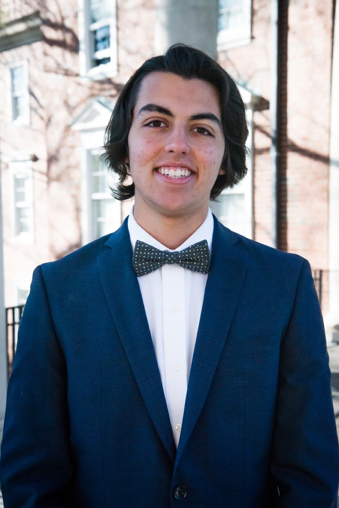 """""""I've had the amazing opportunity to call multiple spaces on this campus a home, and to meet people with a variety of backgrounds, ideologies, beliefs, and majors, you name it. """""""