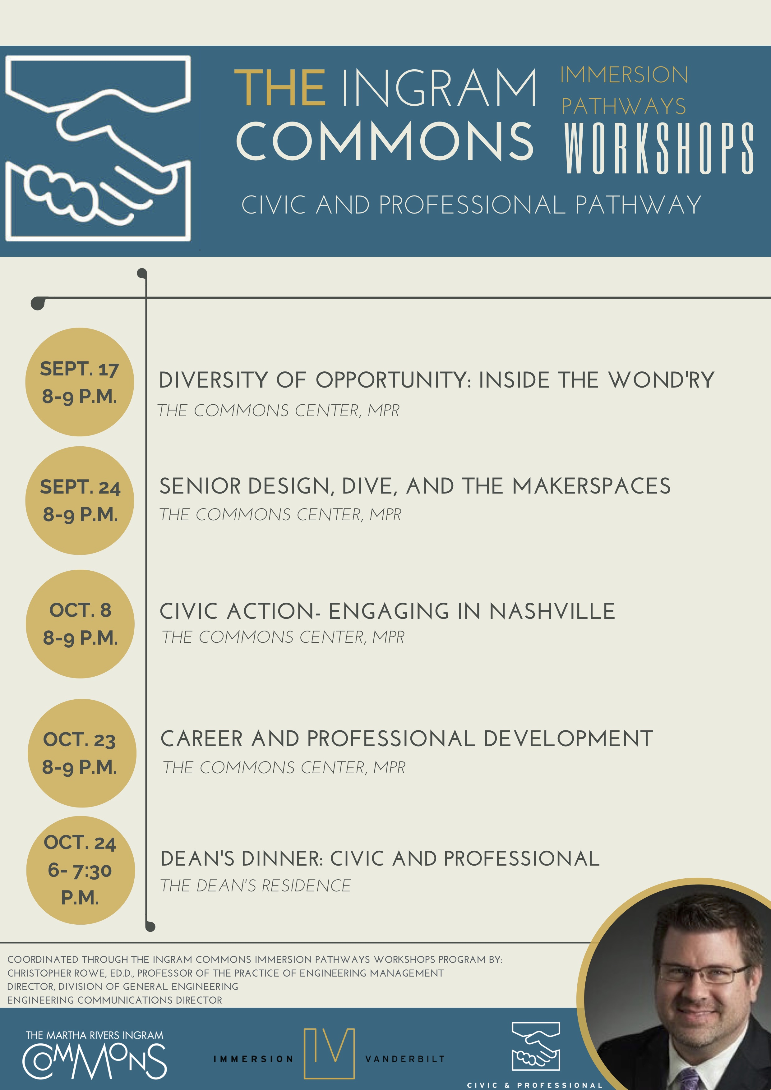 Civic Professional Immersion