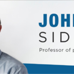 Portrait of John Sides: text: Professor of political science