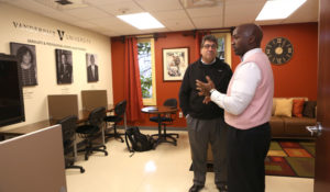 Bishop Joseph Johnson Black Cultural Center opens new spaces to serve students