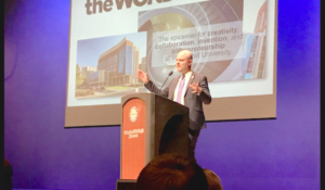 Speakers encourage Pitt-Johnstown students to lead