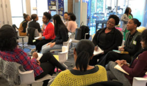 Disruptive Women Lead cohort kicks off with interactive sessions and team building at the Wond'ry