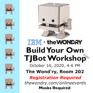 Build Your Own TJBot Workshop
