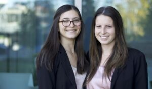Ready dress go: New startup headed by two Vanderbilt juniors plans to dress every woman for success