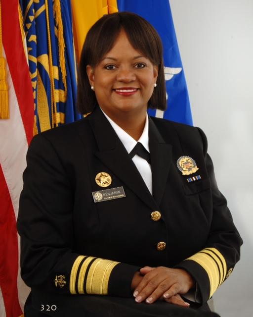Dr Regina Benjamin