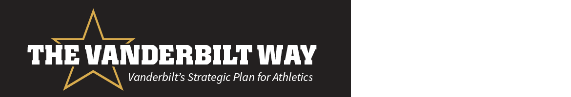 Strategic Plan for Athletics
