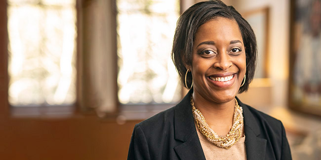 Candice Storey Lee, Interim Vice Chancellor for Athletics and University Affairs and Interim Athletic Director