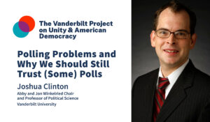 Polling Problems and Why We Should Still Trust (Some) Polls