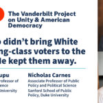 Title Card - Lupu and Carnes on White Working Class Voters
