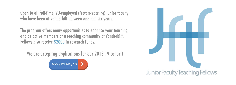 Junior Faculty Teaching Fellows | Center for Teaching ...