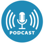 podcast category icon of a microphone