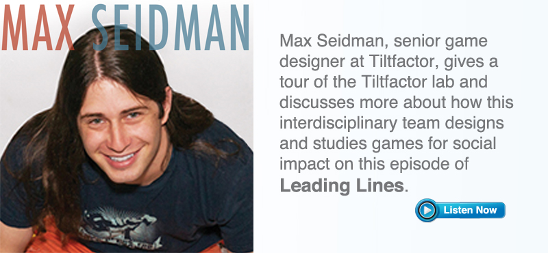 Leading Lines Ed Tech Podcast with Max Seidman